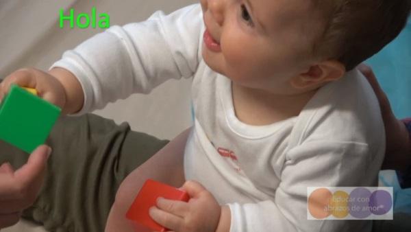 Estimulacion temprano bebés de 3 a 8 meses. Información Curso Online. Estimulo adecuado en el momento oportuno