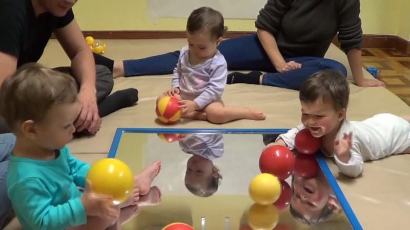 Sección 5 clase 2  Cómo integrar al bebé en el juego.